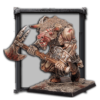 Minotaur Chieftain with...