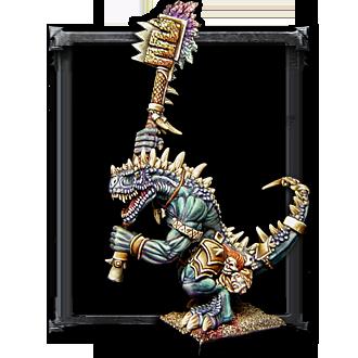 Saurian Warlord (kit)