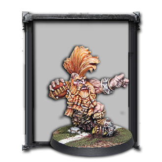 Dwarf Berserker Player