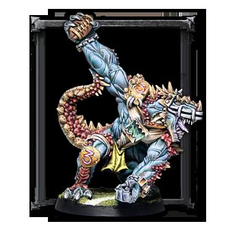 Lizardman Saurus Player