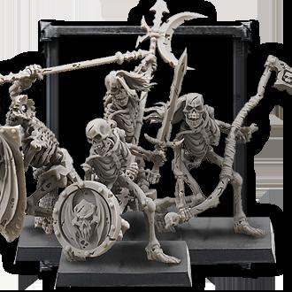 Guerreros Esqueleto