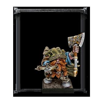 Dwarf Rangers Champion