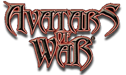 Avatars of War logo